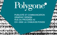 POLYGONE publicité et communication, graphic design