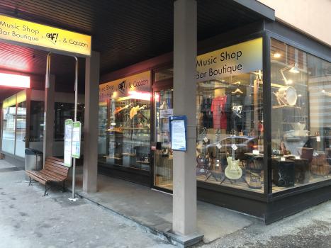 Baf! Music Shop