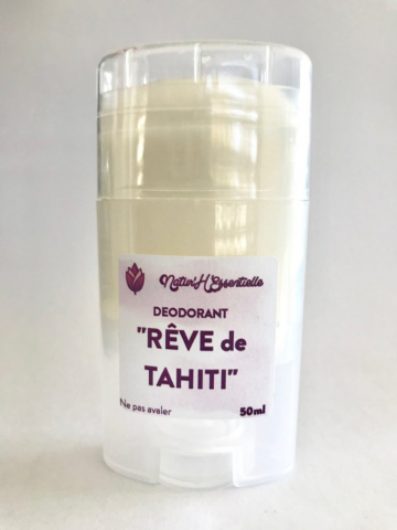 Déo stick Rêve de Tahiti