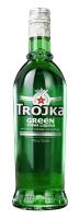 Vodka Trojka Green Liqueur 17° 70 cl