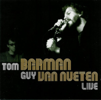 LP  Tom Barman & Guy Van Nueten ‎– Live