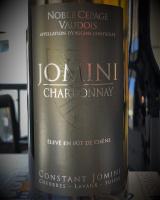 Chardonnay fût de chêne 70cl - Jomini