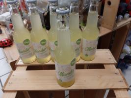 Limonade artisanale suisse à la mandarine