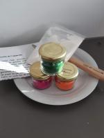 Kit pour fabriquer son aquarelle