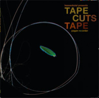 LP Tape Cuts Tape - Pagan Recorder