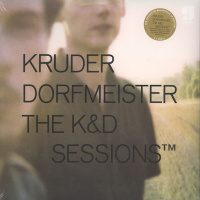 5LP Kruder & Dorfmeister - The K&D Sessions