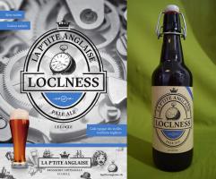 LOCLNESS -Pale Ale 4.3%- bière 50cl