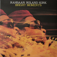 2LP Rahsaan Roland Kirk - Bright Moments