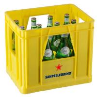 SanPellegrino verre consigné 12 x 100 cl