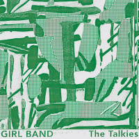 LP Girl Band - The Talkies