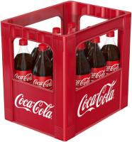Coca- Cola en caisse de 12 x Pet 125 cl