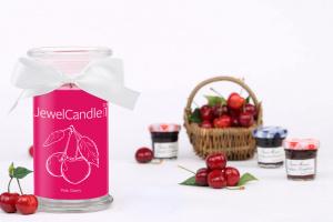 Pink Cherry - Collier
