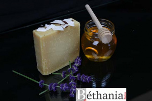 shampooings Coco-miel-lavandin-Palmarosa