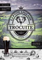 TROCUITE -Stout 3.4%- bière 50cl