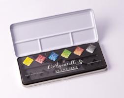 Boîte d'initiation à l'aquarelle