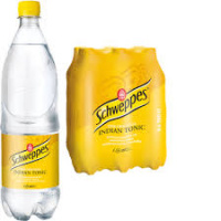 Schweppes Tonic 6-pack Pet 100 cl