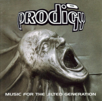 2LP The Prodigy - Music For The Jilted Generation