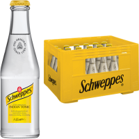 Schweppes Tonic verre consigné 30 x 20 cl