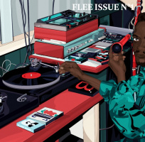 LP V/A - FLEE Issue N°1 - Benga Music (A Signature Genre From Kenya)