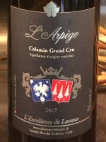 Calamin Grand Cru AOC - L' Arpège - 70cl - Domaine Blondel