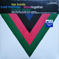 2LP Lee Konitz - Alone Together