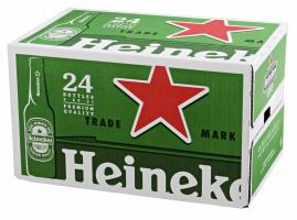 Heineken en carton 24 x 25 cl