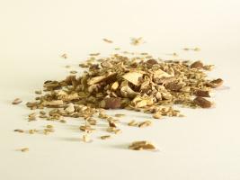 Granola artisanal bio / pommes - cannelle