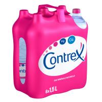 Contrex 6-pack Pet 150 cl