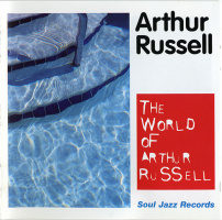 3LP Arthur Russell - The World Of Arthur Russell