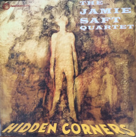 LP Jamie Saft Quartet - Hidden Corners