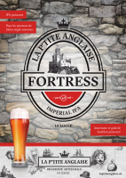 FORTRESS -Imperial IPA 4.8%- bière 50cl