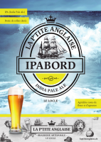 IPABORD -India Pale Ale 4.6% bière 50cl