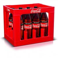 Coca- Cola Zero en caisse de 12 x Pet 125 cl