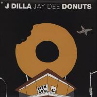 2LP J Dilla - Donuts