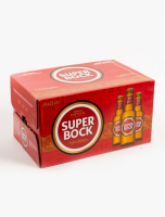 SuperBock Mini en carton 24 x 25 cl