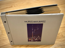 6LP The Miles Davis Quintet - The Legendary Prestige Quintet Sessions