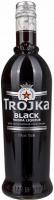 Vodka Trojka Black Liqueur 17° 70 cl
