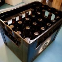 Caisse de 24 bières - caisse rendue à la livraison