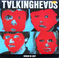 LP Talking Heads ‎– Remain In Light