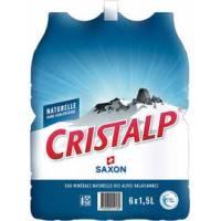 Cristalp Naturelle 6-pack Pet 150 cl