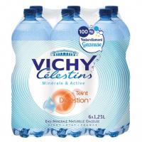 Vichy Célestins 6-Pack Pet 125 cl