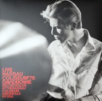 LP David Bowie - Live Nassau Coliseum '76